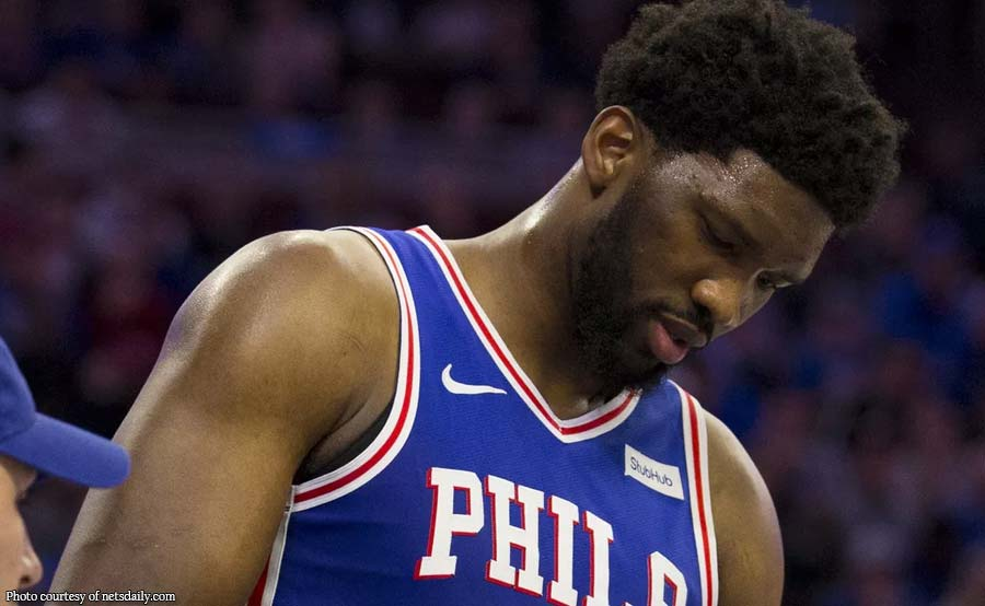 Joel Embiid inalaska ang Warriors