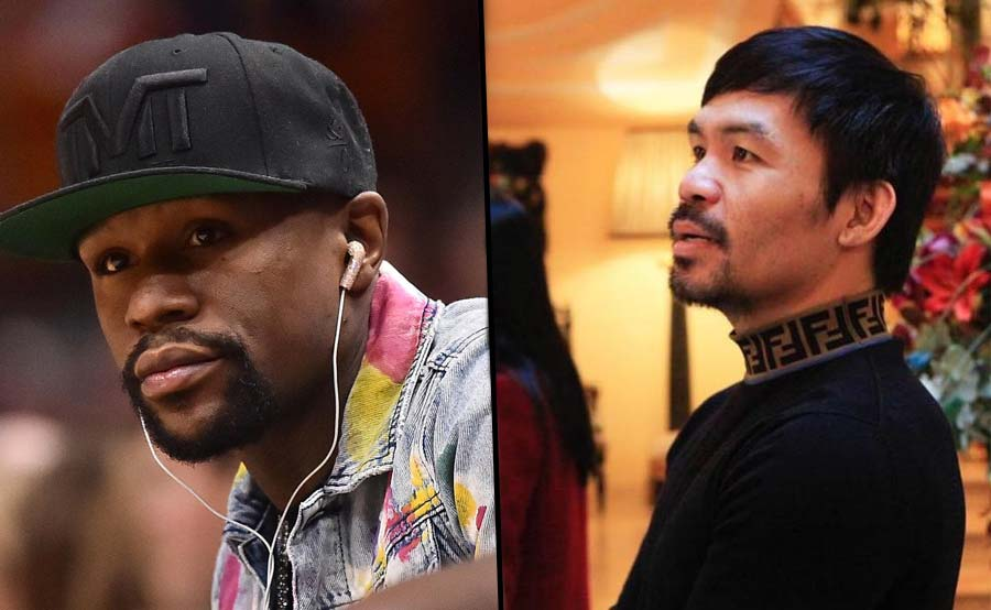 Floyd kay Manny: 'You are a true champ!'