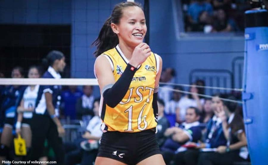Rondina hayop sa bagsik, napiling Player of the Week