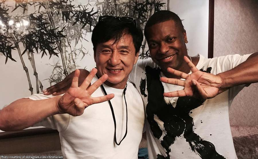 Jackie Chan, Chris Tucker may pahiwatig sa 'Rush Hour 4'