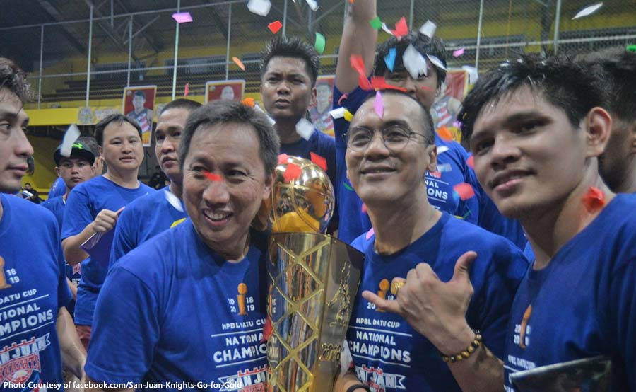 Back-to-back MPBL title target ni Wilson, Knights
