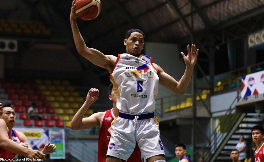 D-League: Leutcheu, Dixon, Adams sinampa ang Go for Gold sa playoffs