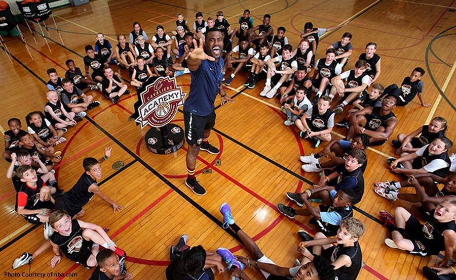 NBA Camp 2019, kinansela