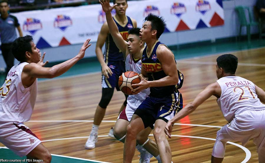 Ildefonso pasikat sa huling D-League game
