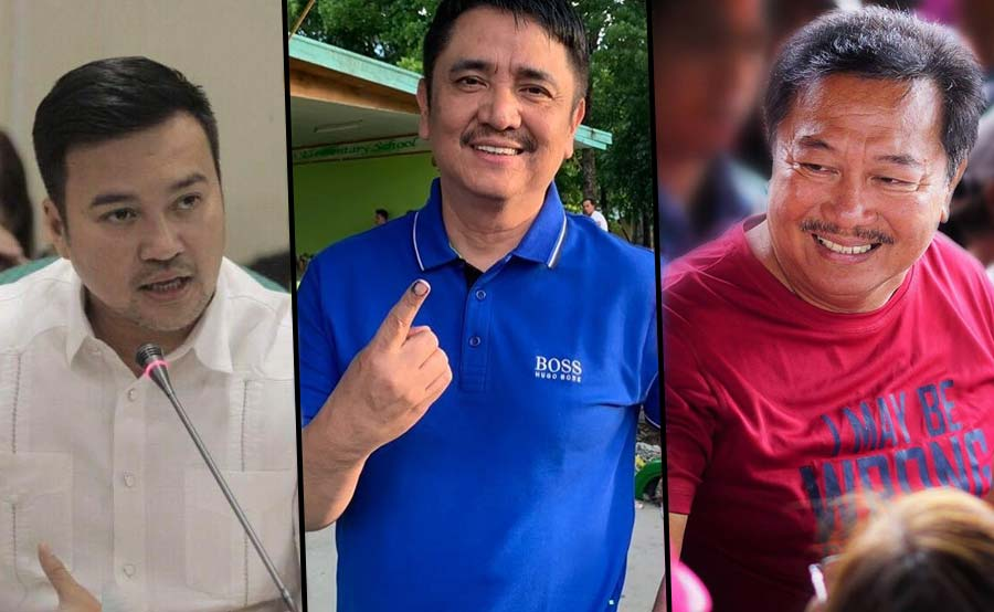 Velasco, Gonzales, Alvarez labo-labo sa House speakership