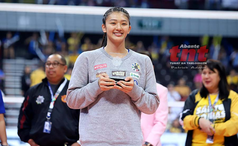 Madayag, Lady Eagles susunggaban ang titulo