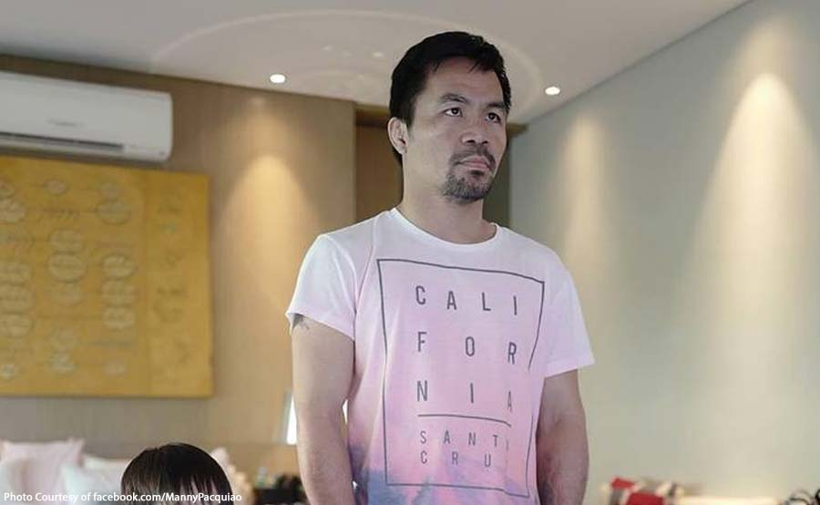Pacquiao: Pwede na 2 Fil-foreign players