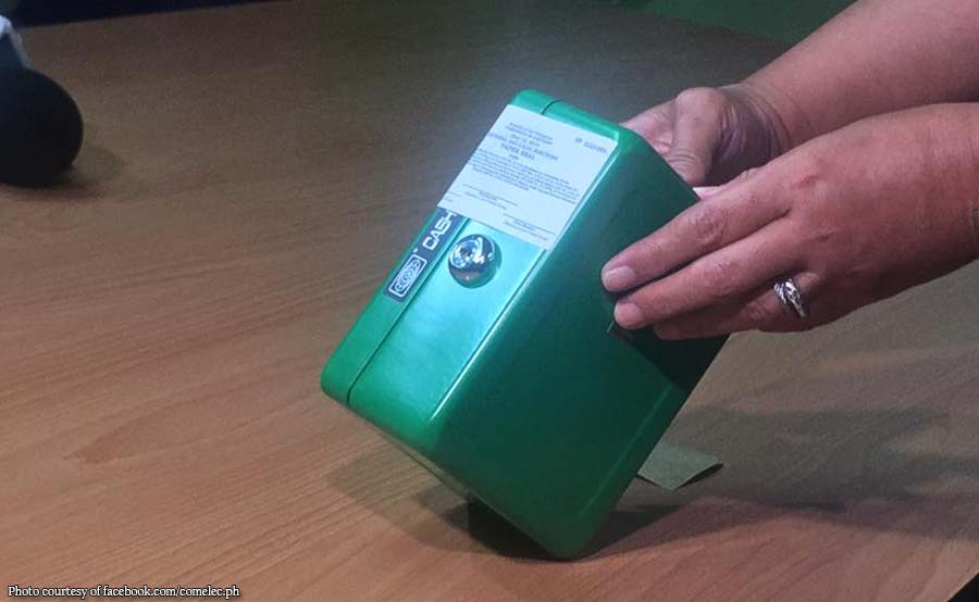 Huling batch ng election source codes naideposito na sa BSP