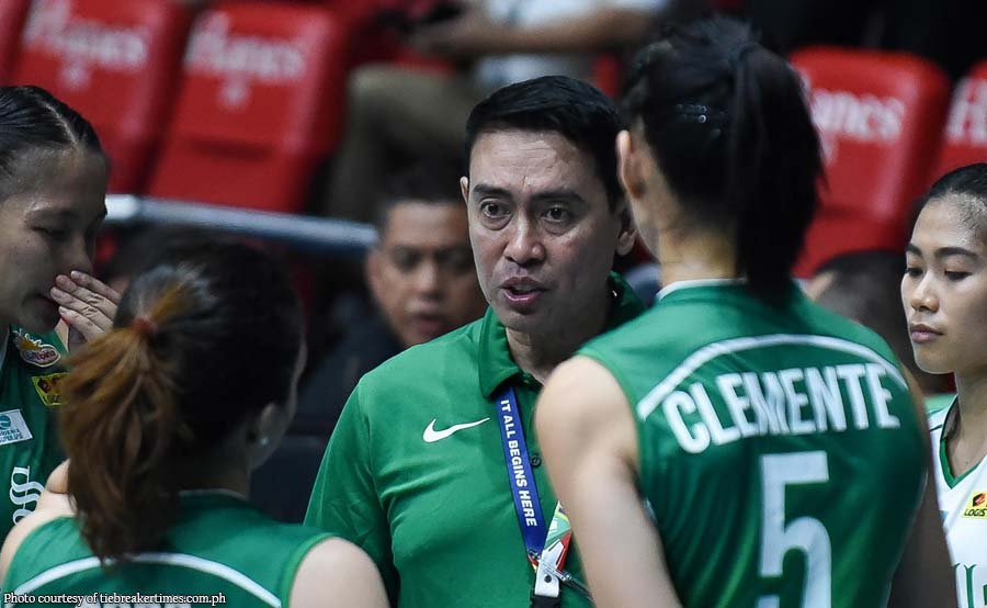 Lady Spikers may pa-tryout