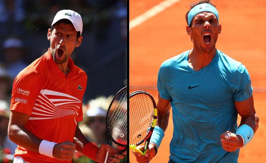Nadal vs Djokovic sa Italian Open finals