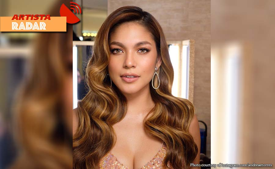 Mapaso sa alindog ni Andrea Torres