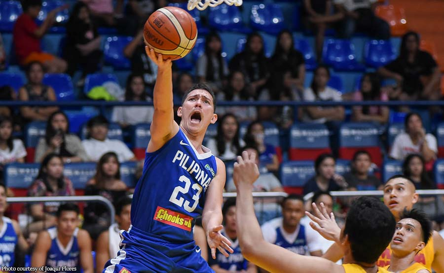 Bolick nagulat sa Gilas call-up