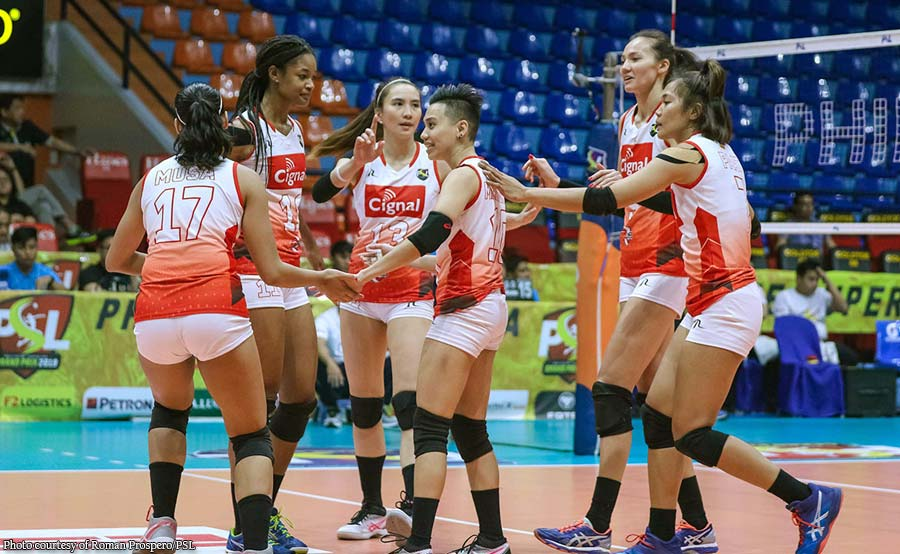 Cignal HD Spikers pipigain si Hardy