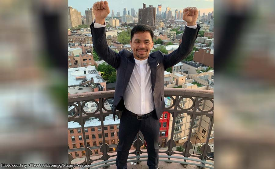 Pacquiao swak sa Forbes' highest paid athlete