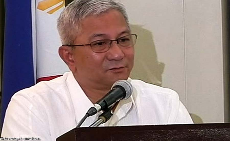 Death penalty suportado ng PDEA chief