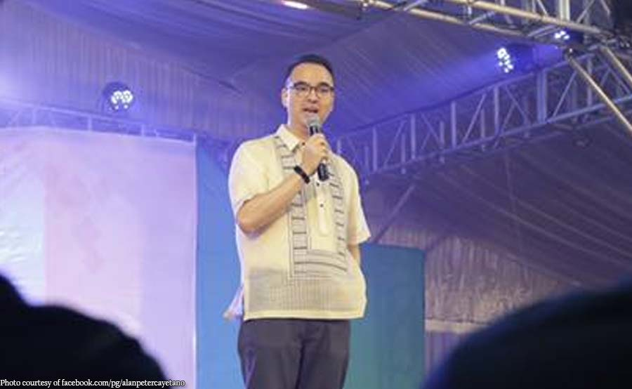 Cayetano hindi pa rin nakakasiguro sa speakership