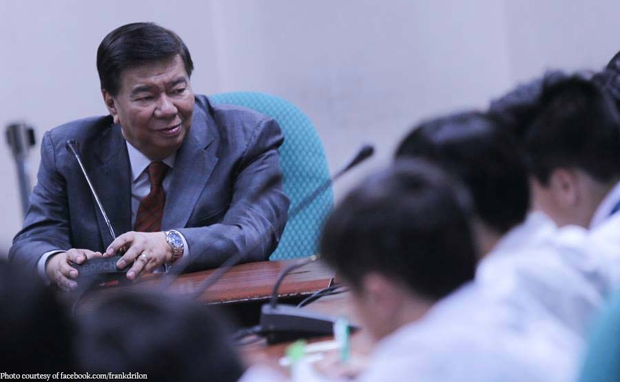 Drilon: Pagtanggi ng China sa third party sa Recto Bank incident, 'di na sorpresa