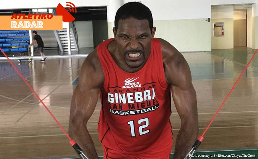 Ex-Ginebra import Jeffers, miss ang PBA