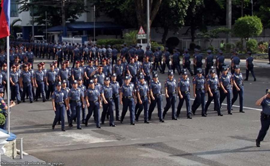 Bagong internal cleansing program ng PNP inilunsad