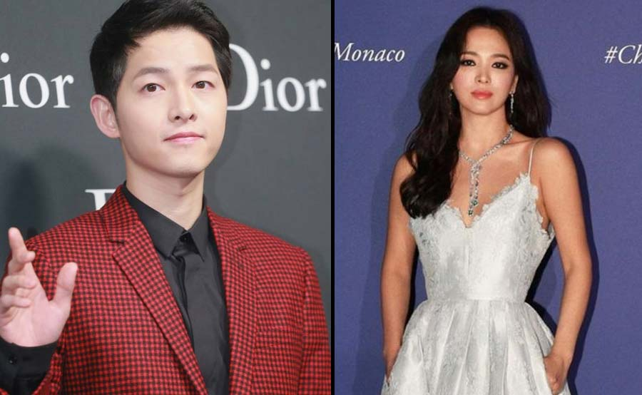Song Joong Ki, Song Hye Kyo divorce na