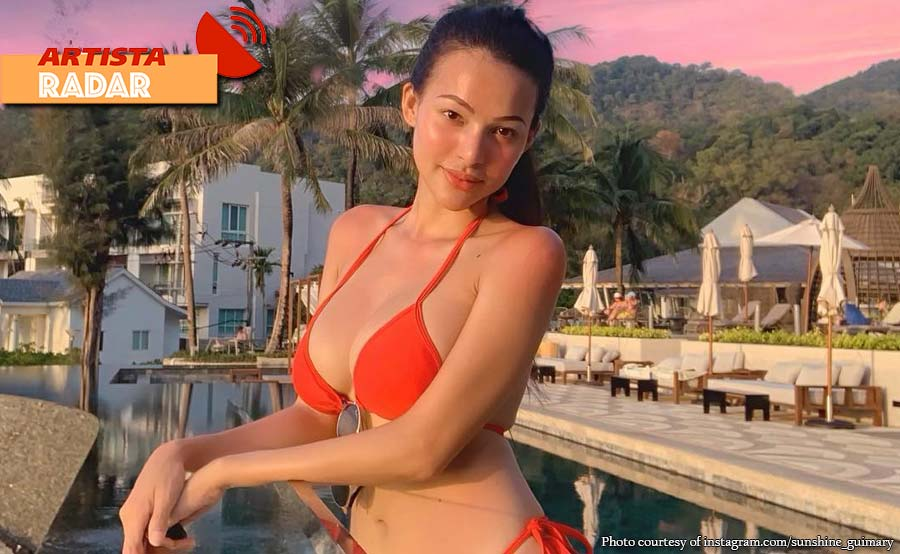 Top 10 mapanuksong pics ni Sunshine Guimary