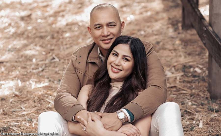 TINGNAN: Prenup photos ni Valerie Concepcion