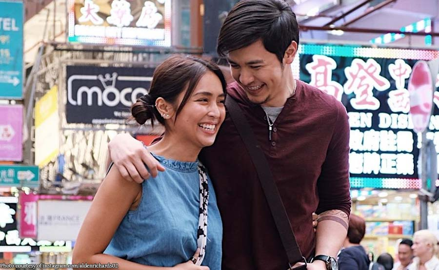 Alden-Kathryn movie tumabo agad ng P34M