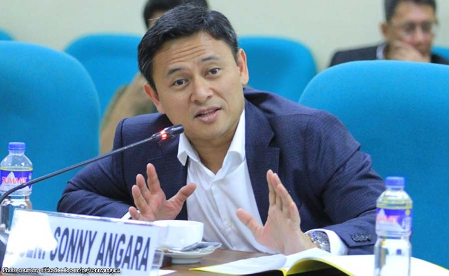 Angara: Para magkaroon ng world-class athletes, batang may potensiyal sanayin na
