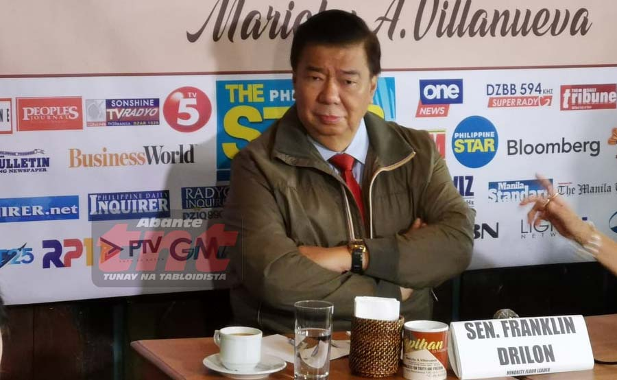 Drilon binunyag: Sanchez sinuportahan ng church group
