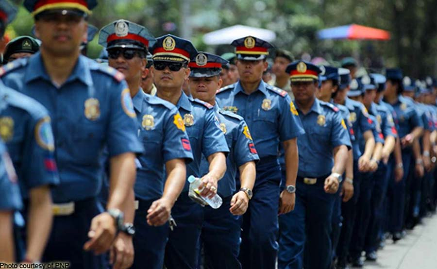 6,000 PNP police nagsama-sama para sa Squad Leaders and Life Coaches Summit