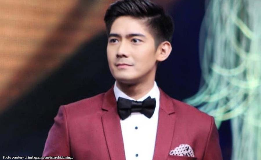 Mga netizen hindi maka-move on kay Robi Domingo