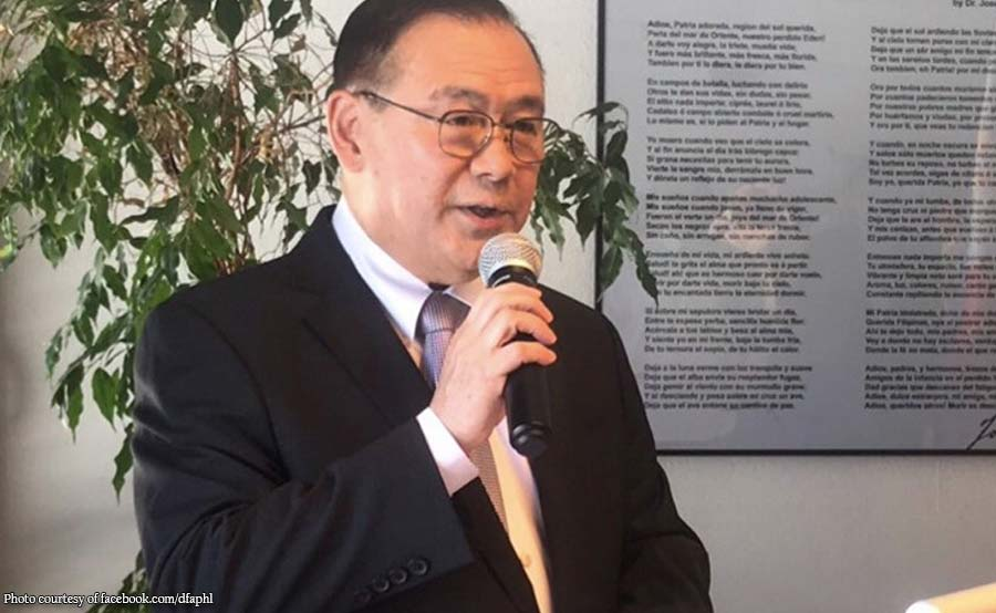 Magsampa na ng diplomatic protest kontra China! - Locsin