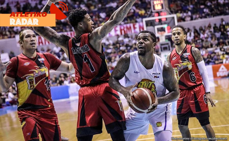 Terrence Jones bine-baby ng mga PBA ref