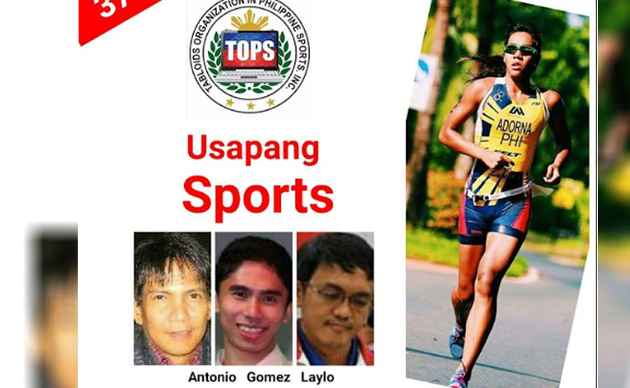 Chess, triathlon, eSports, basketball tatalakayin sa TOPS 'Usapang Sports'