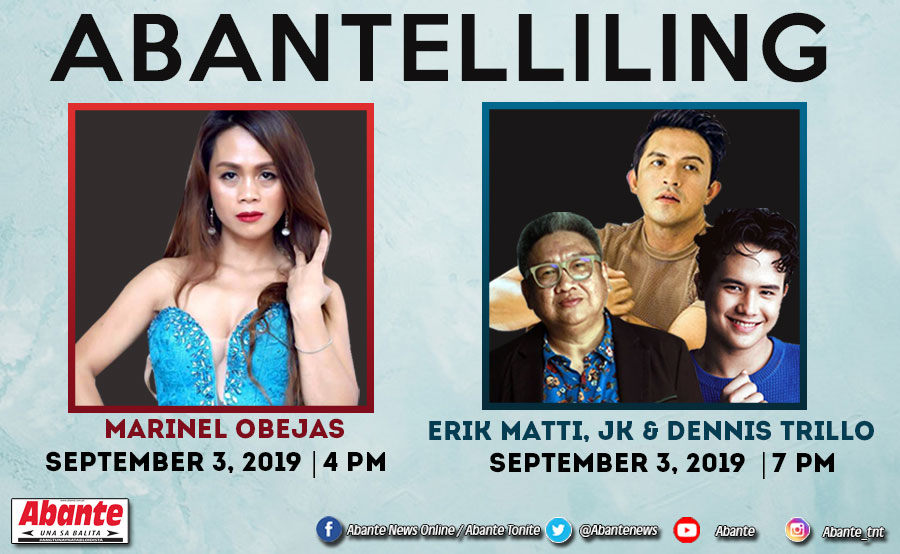 Mrs. Asia Pacific All Nation 2019 Marinel Obejas, JK Labajo, Direk Erik Matti, at Dennis Trillo sa Abantelliling