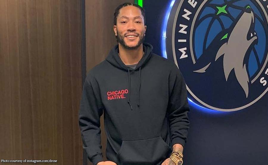 D Rose: Hall of Famer ako!