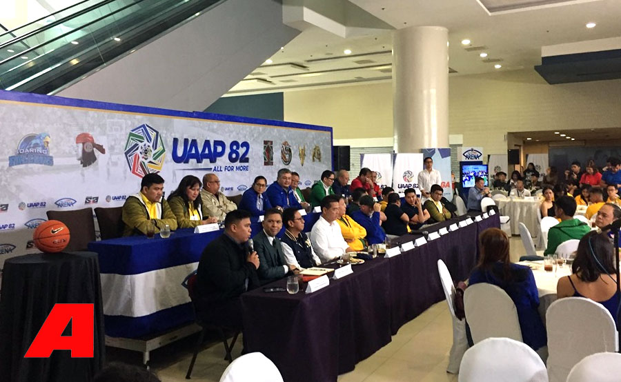 PANOORIN | UAAP Season 82 Opening Press Conference