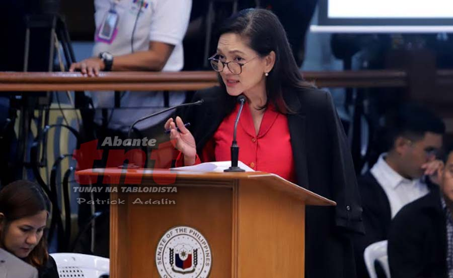 Hontiveros sa muntik na paglaya ni Sanchez: Hindi good job, inside job 'yan!