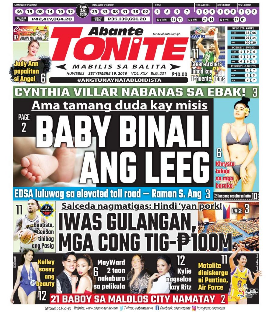 tonite-front-page-19-09-2019