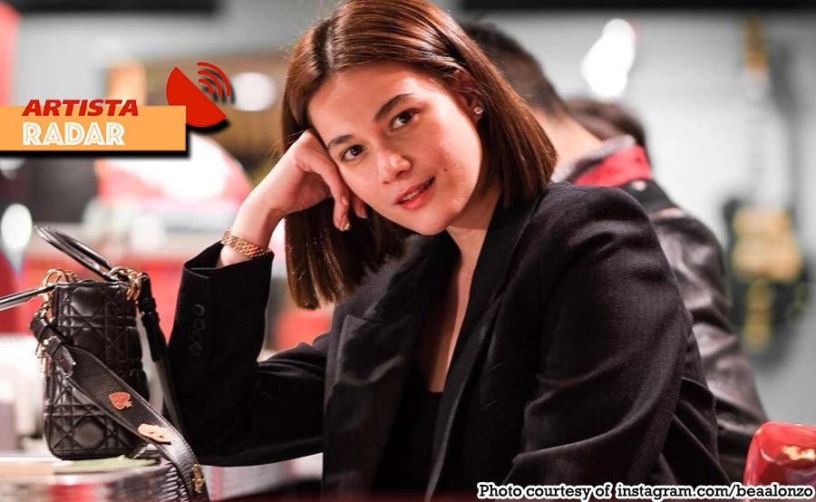 Bea, proud owner na ng coffee and bakery shop
