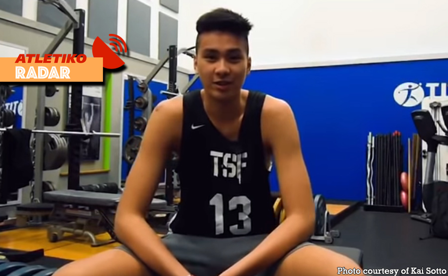 Nagbunga ang training: Kai Sotto may team na sa USA!