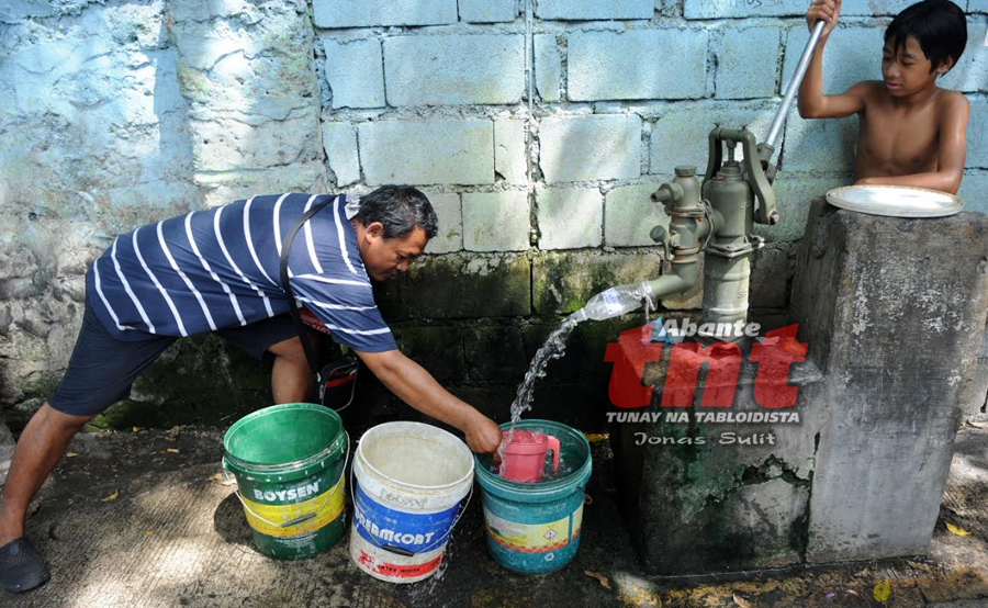 Water interruption tatagal pa ng hanggang Marso 2020