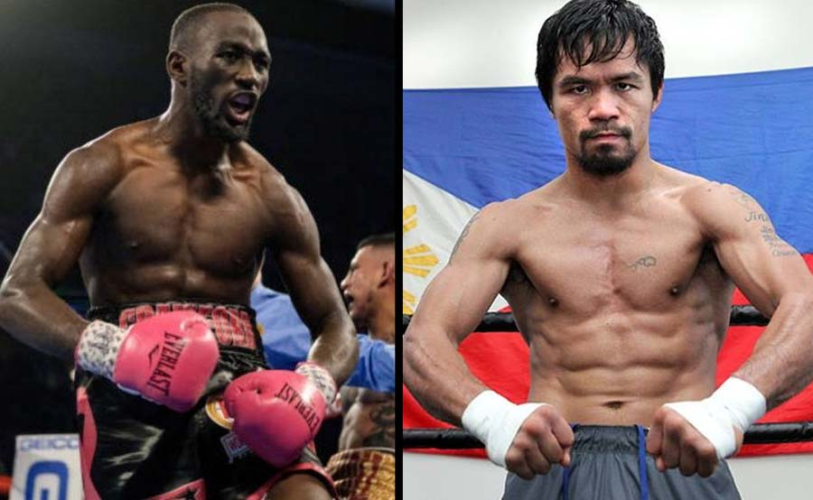 Pacquiao next kay Crawford?