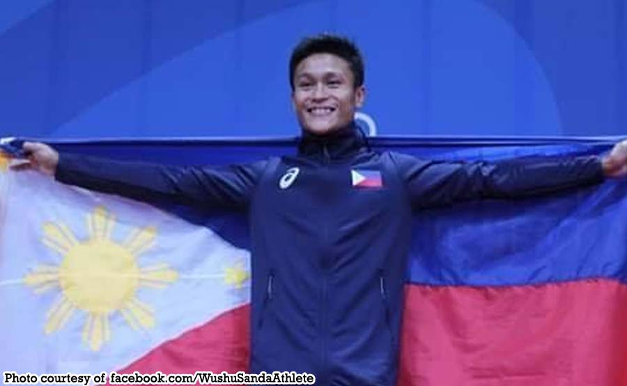 SEAG gold medalist, construction worker dati