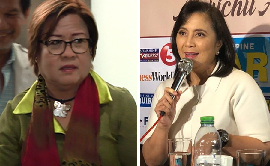 War on drugs report ni VP Leni, patas – De Lima