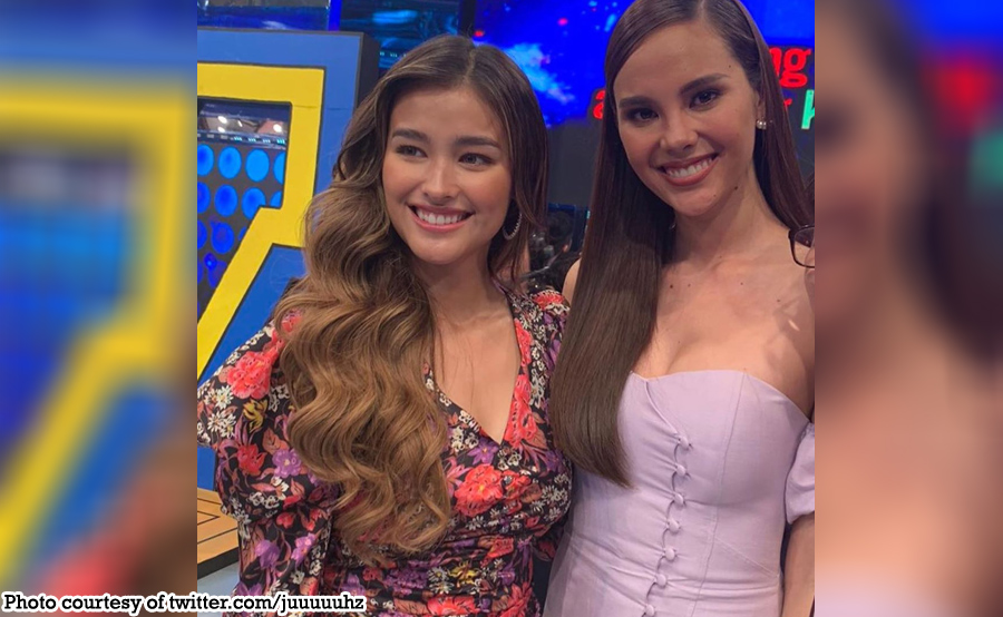 Liza, Catriona nagsama sa 'It's Showtime', trending!