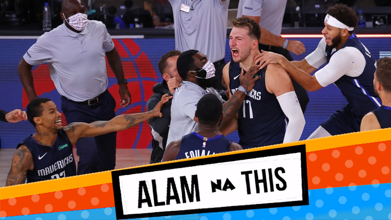 Mga NBA player NGANGA kay LUKA DONCIC | ALAM NA THIS