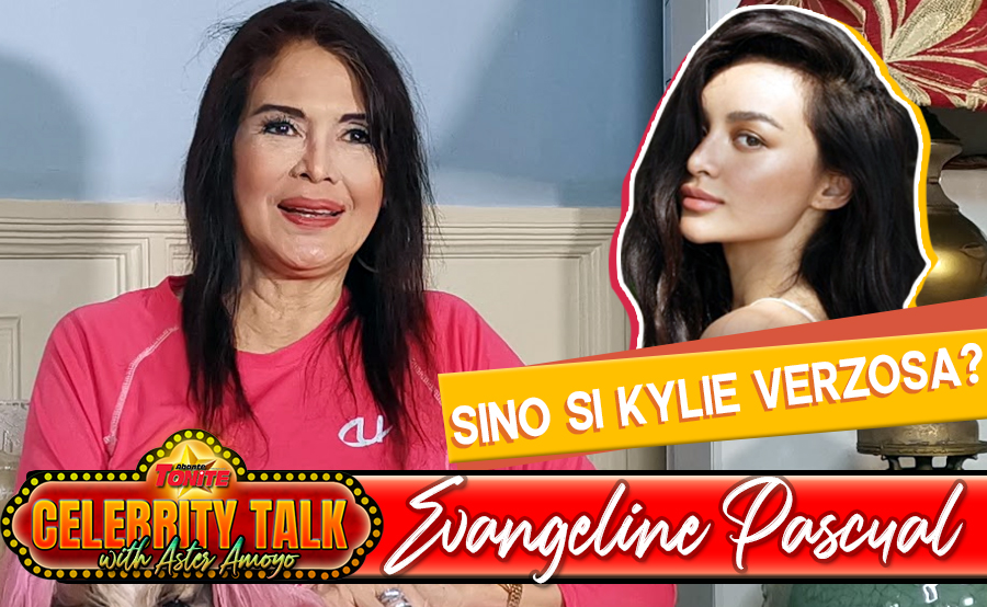 SINO SI KYLIE VERZOSA? Miss World Philippines 1973 Evangeline Pascual REACTS TO PINAY BEAUTY QUEENS