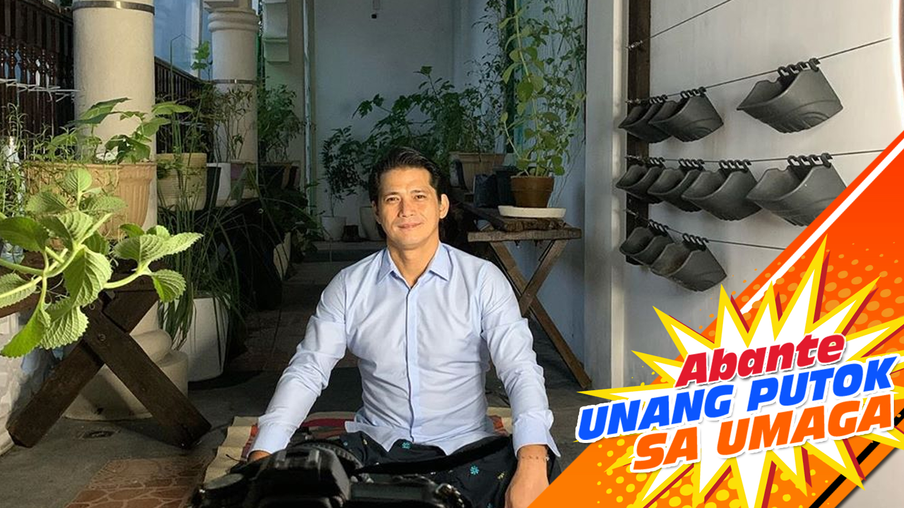 Robin Padilla itinalagang pinuno ng PH Army Strategic Communication Committee