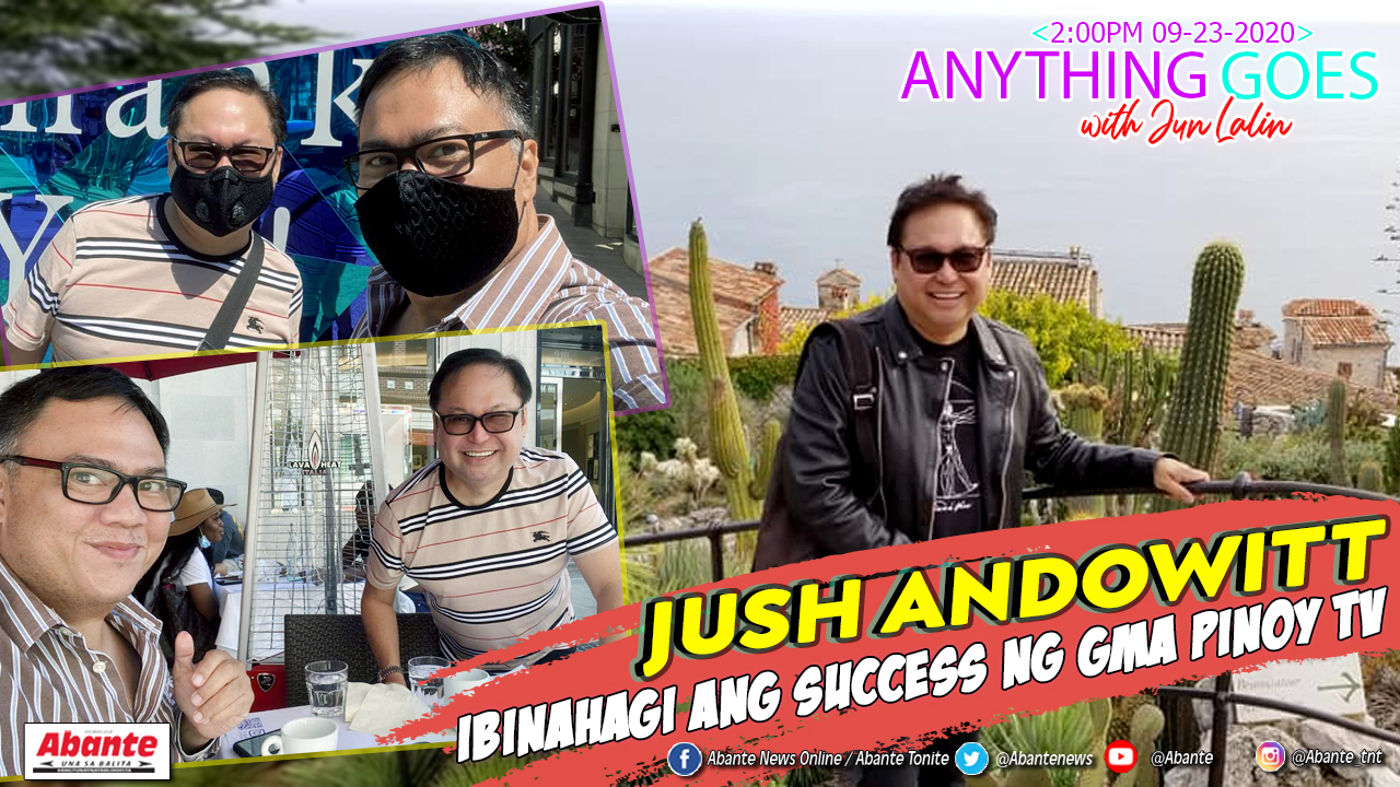 Jush Andowitt ibinahagi SUCCESS ng GMA Pinoy TV